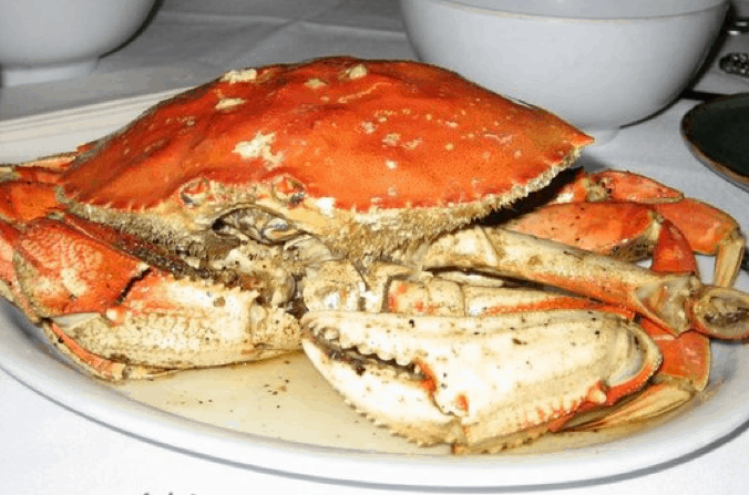 Thanh Long Crab